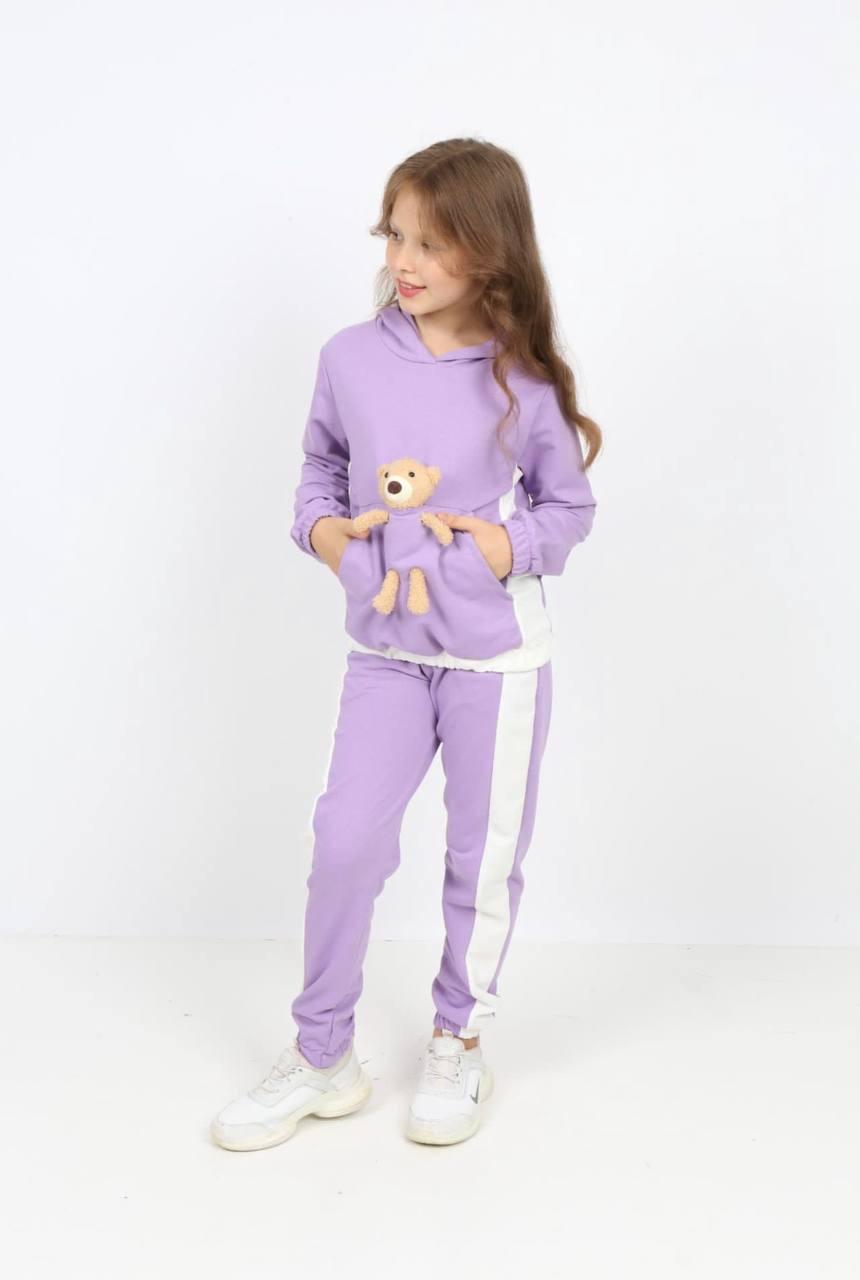 بيجامة بناتي قطنية عمر من 3 سنة الى 12 سنة  - سوق جنبك