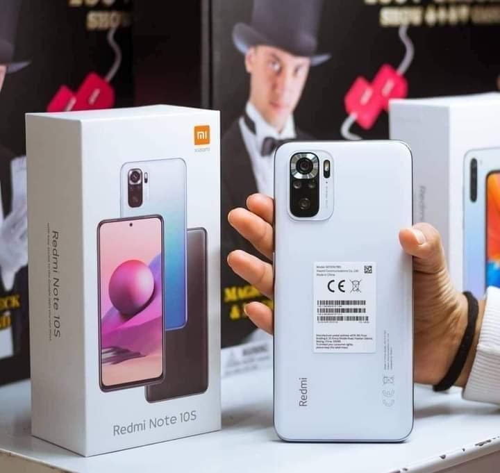 سوق جنبك-Redmi Note 10s هاتف شومي السودان