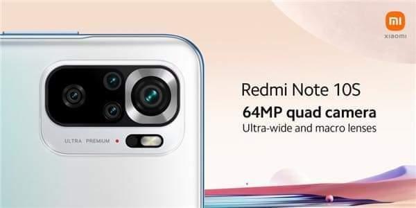 Redmi Note 10s هاتف شومي السودان   - سوق جنبك