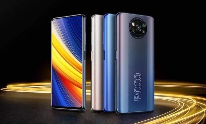 سوق جنبك- هاتف Xiaomi Poco X3 Pro من امجد استور