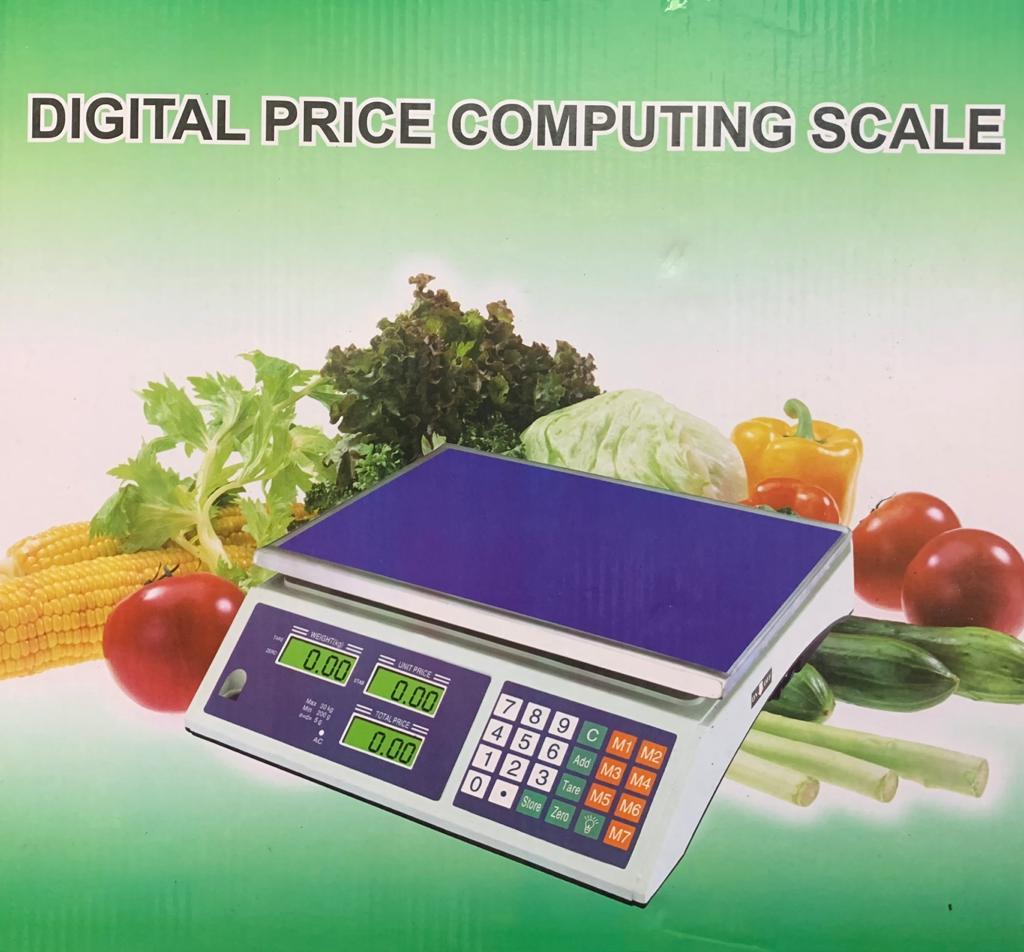 ميزان الكتروني 40 كيلو - سوق جنبك