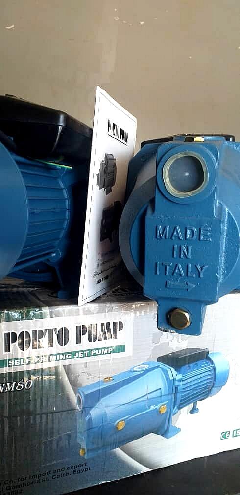 سوق جنبك-موتورات مياه بورتو الإيطالية