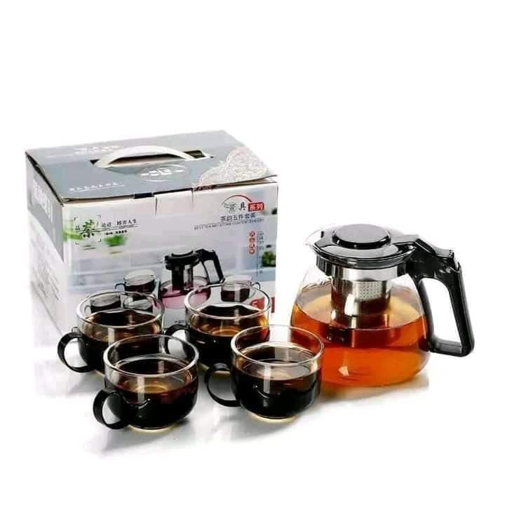 طقم شاي وقهوه  - سوق جنبك